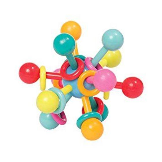 Bilde av Manhattan Toy Atom Teether Toy
