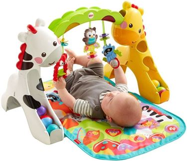 Bilde av Fisher Price Babygym Newborn to Toddler