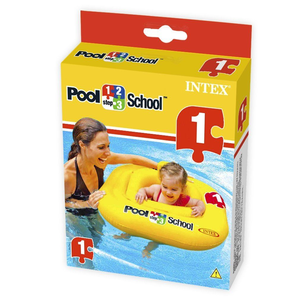 Intex baby float 123 pool school - Pool school 123 ...