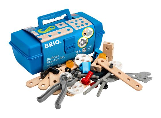 Bilde av BRIO Builder, Startersett 48 deler