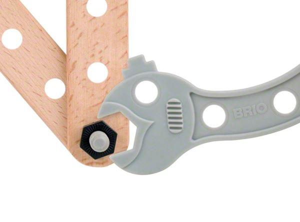 Bilde av BRIO Builder, Byggesett, 135 deler