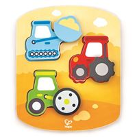 Bilde av Hape Dynamic Construction Puzzle