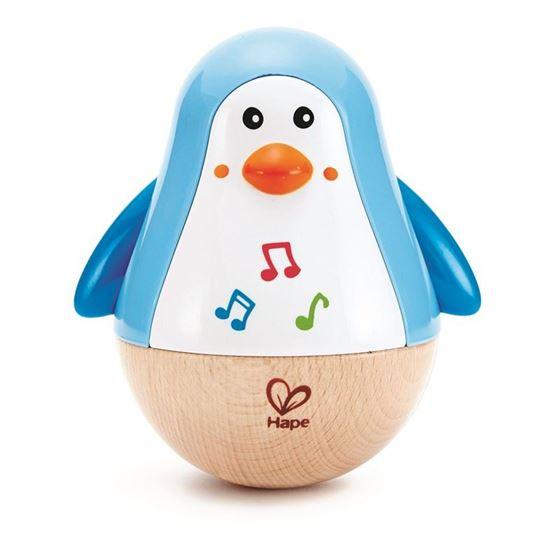 Bilde av Hape Penguin Musical Wobbler