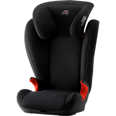 Bilde av Britax Kid II Black Series, Cosmos Black