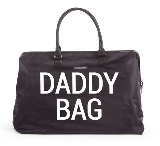 Bilde av Childhome Reise- og Stelleveske, Daddy Bag Sort