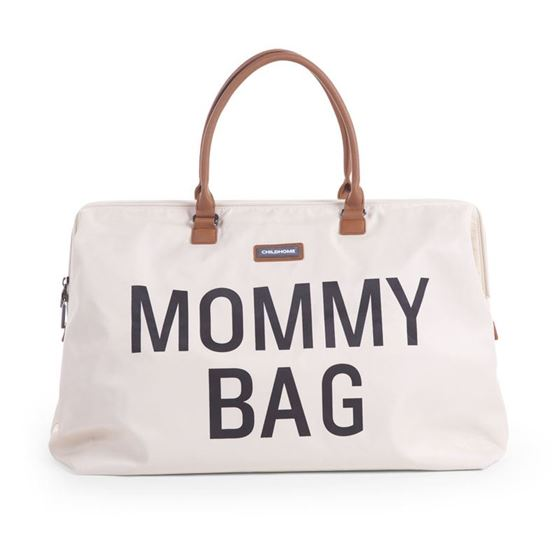 Bilde av Childhome Mommy bag, Offwhite