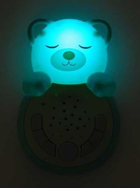 Bilde av CloudB Nattlampe, Sweet Dreamz, Bear On the Go