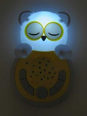 Bilde av CloudB Nattlampe, Sweet Dreamz, Owl On the Go