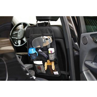 Bilde av 3 Sprouts Backseat Organizer, Bulldog