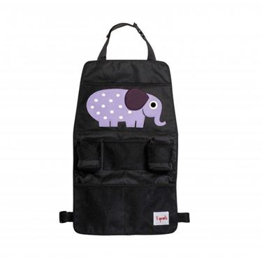 Bilde av 3 Sprouts Backseat Organizer, Elephant