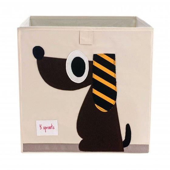Bilde av 3 Sprouts Oppbevaringskasse, Dog