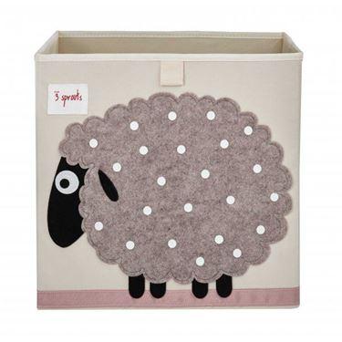 Bilde av 3 Sprouts Oppbevaringskasse, Sheep