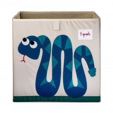Bilde av 3 Sprouts Oppbevaringskasse, Snake