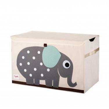 Bilde av 3 Sprouts Lekekiste, Elephant