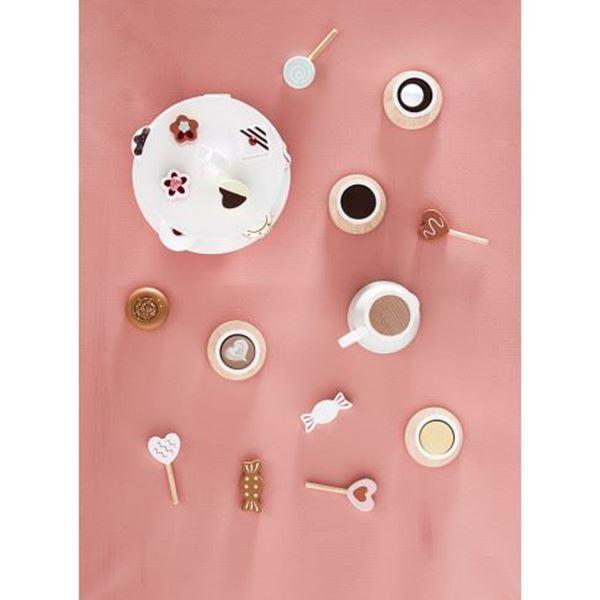 Bilde av Kids Concept Lekemat: Bakst, 9stk småkaker