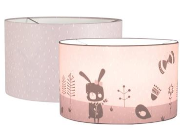 Bilde av Little Dutch Hanging lamp, adventure pink siluet