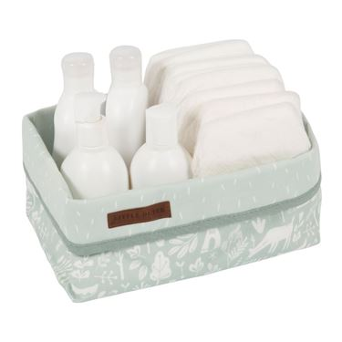 Bilde av Little Dutch Baby storage basket, large, adventure mint