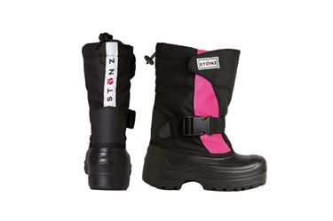 Bilde av Stonz Winter Bootz Rosa/Sort, str 35