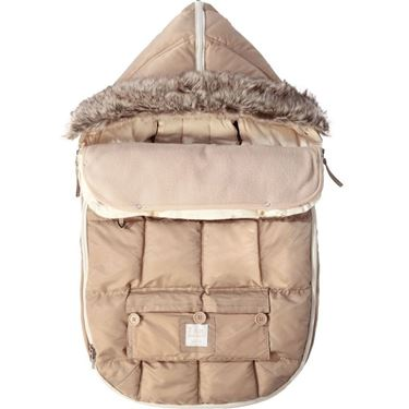 Bilde av 7am Le Sac Igloo Beige Vognpose M