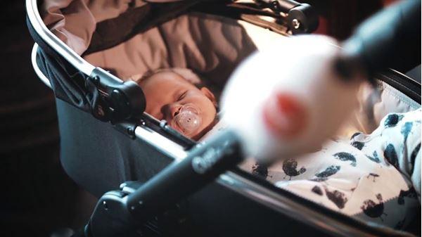Bilde av Rockit Elektrisk vugger til vogn