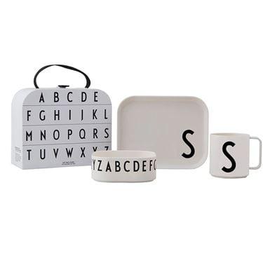 Bilde av Design Letters Tritan Spisesett Gavepakke, S