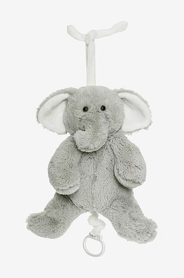 Bilde av Teddykompaniet Affe spilledåse 27 cm