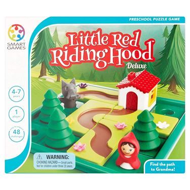 Bilde av Smart Games Little red riding hood barnespill
