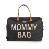 Bilde av Childhome Mommy Bag, Sort/Gull