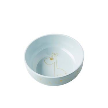 Bilde av Done by Deer Yummy bowl, Contour, gold/blue