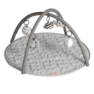 Bilde av Done by Deer Activity play mat, grey