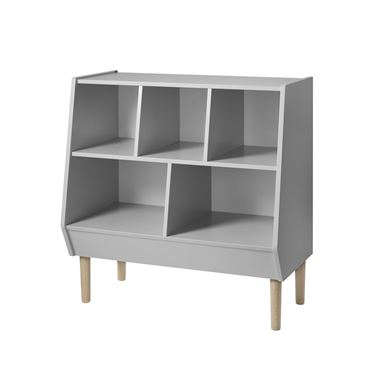 Bilde av Done by Deer Storage rack, grey