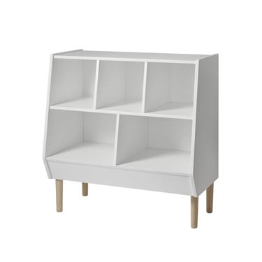 Bilde av Done by Deer Storage rack, white