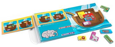 Bilde av Smart Games Noahs Ark magnetic game