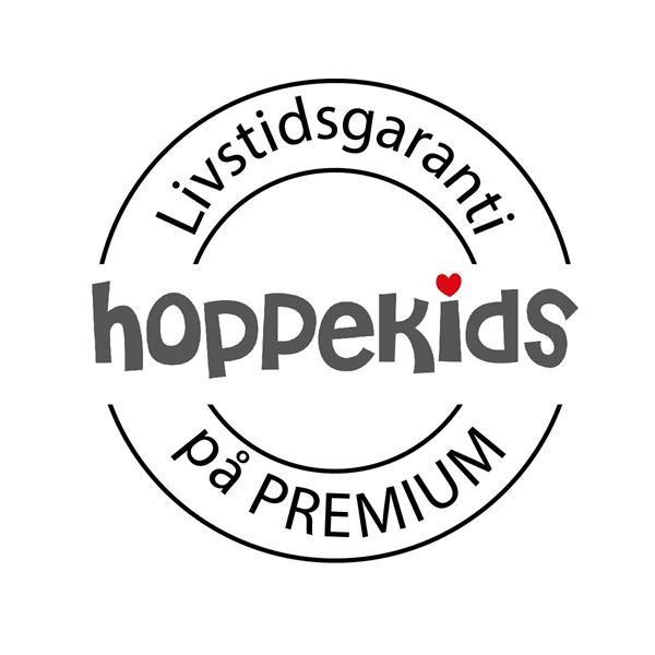 Bilde av Hoppekids Vinkel Køyeseng, 90x200cm, PREMIUM