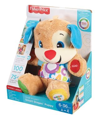 Bilde av Fisher Price Hundevalp, Laugh & Learn Norsk