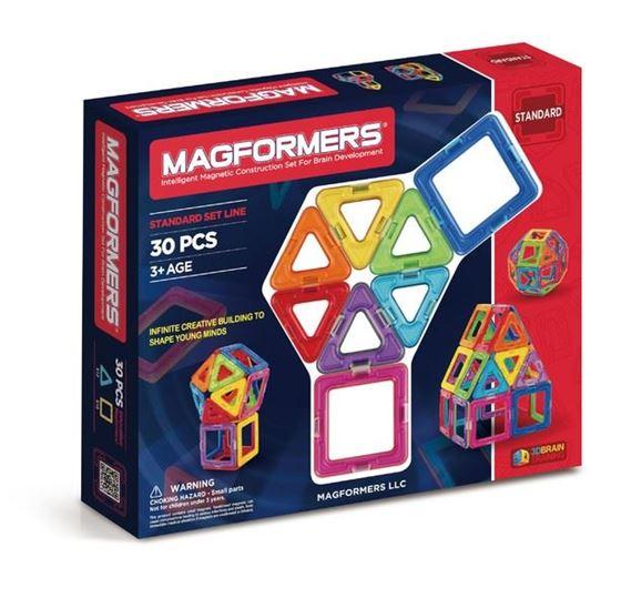 Bilde av Magformers , Basic Plus 30
