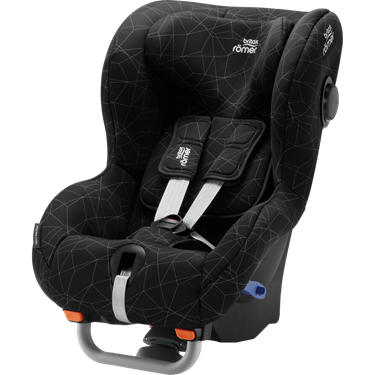 Bilde av Britax MAX-WAY Plus, Crystal Black