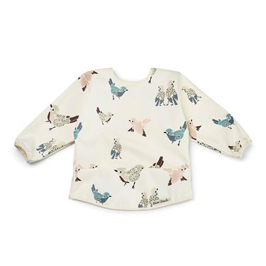 Bilde av Elodie Details Longsleeved Baby Bib, Feathered Friends