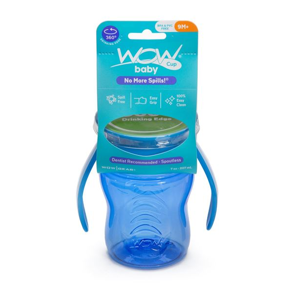 Bilde av WOW Cup Baby Tritan - Blå