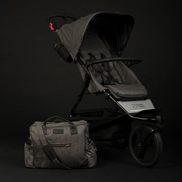 Bilde av Mountain Buggy Urban Jungle, Luxury Herringbone