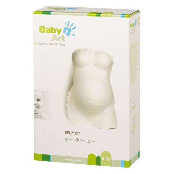 Bilde av Baby Art Gipsavstøp - My Lovely Belly