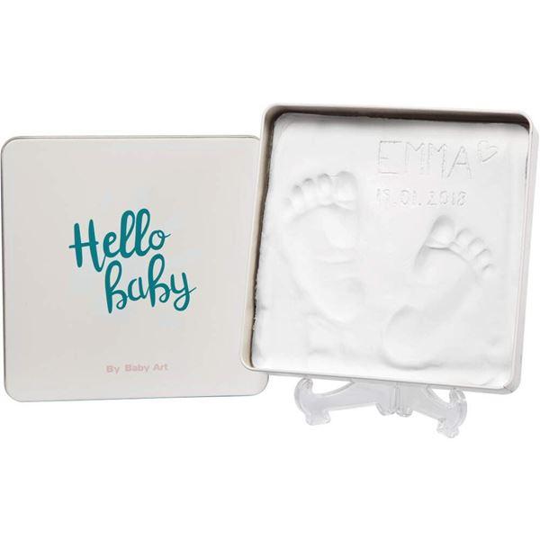 Bilde av Baby Art Magic Box - Gipsavstøp, Firkantet