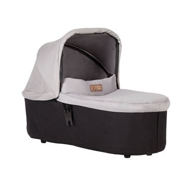Bilde av Mountain Buggy Carrycot Plus til Urban Jungle og Terrain, Sølvgrå