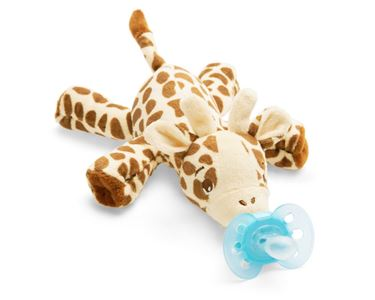Bilde av Philips Snuggle - Ultra Soft Smokk 0-6m + Giraff