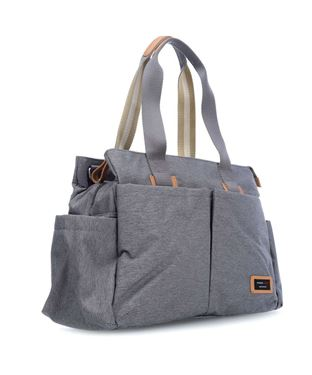 Bilde av Storksak Stelleveske, Shoulder Bag Grey