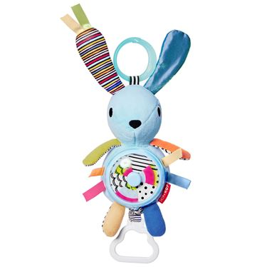 Bilde av SkipHop Technicolor Bunny Activity Toy