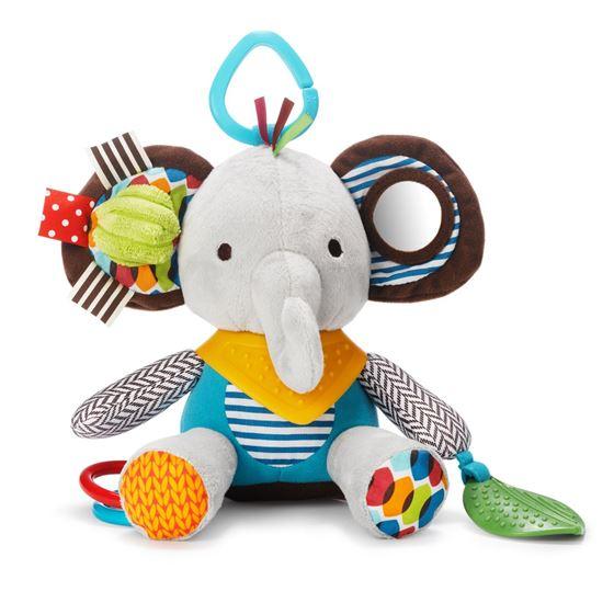 Bilde av Skip Hop Bandana Buddies Stroller Toy, Elephant