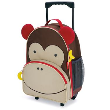 Bilde av Skip Hop Trillekoffert, Zoo Luggage, Monkey