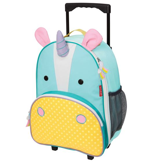 Bilde av Skip Hop Trillekoffert, Zoo Luggage, Unicorn