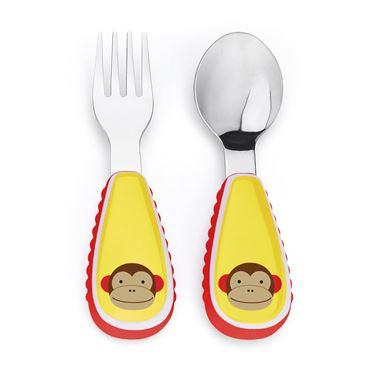 Bilde av Skip Hop Bestikk, ZOOtensils, Monkey